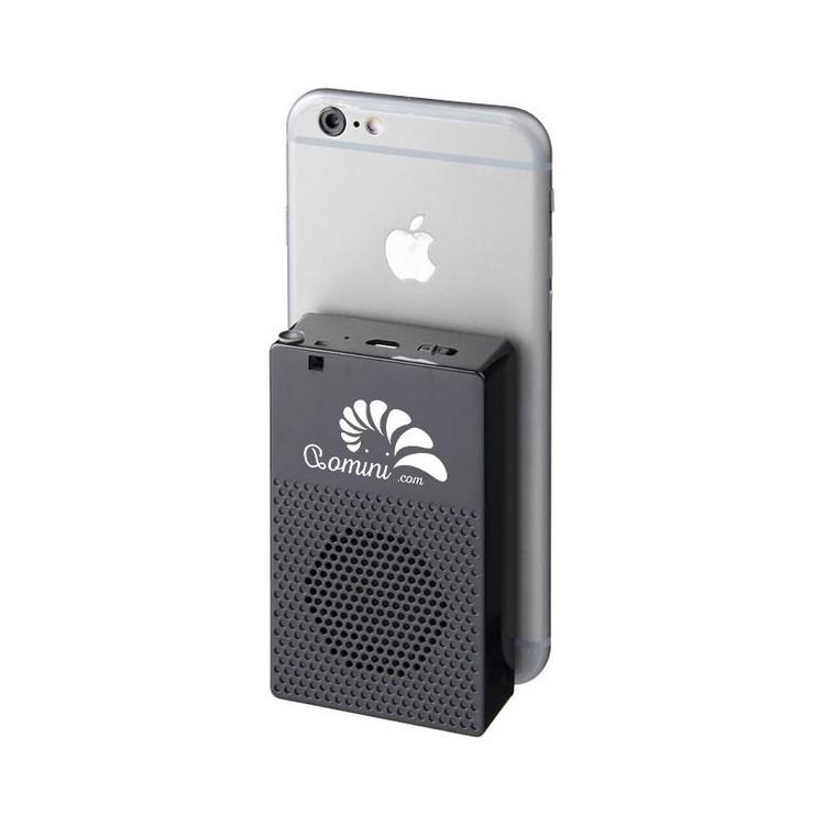 Haut-parleur Bluetooth® Stick-On-Stand à prix de gros - Enceinte à prix grossiste
