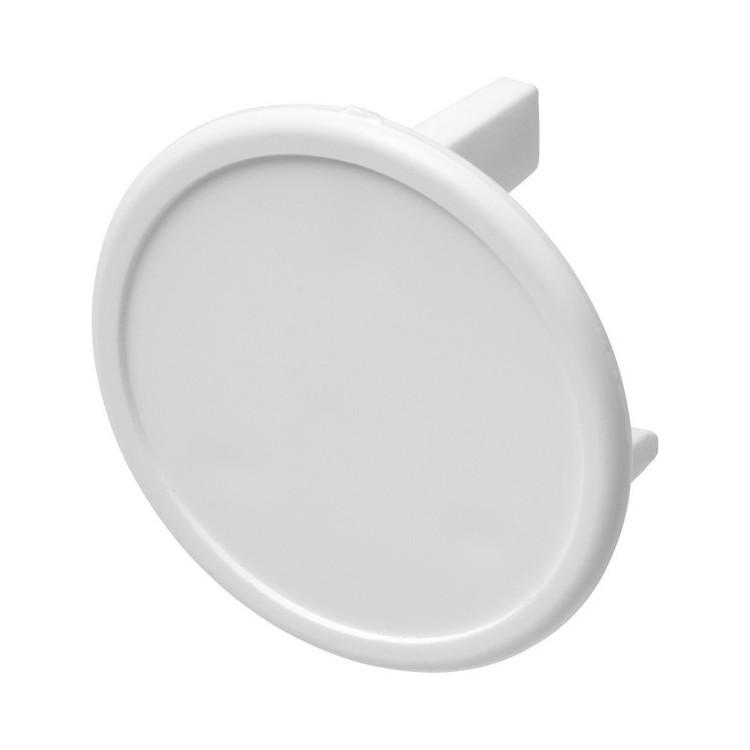 Cache en plastique pour fiche UK à 3 broches Tully à prix de gros - Adaptateur à prix grossiste