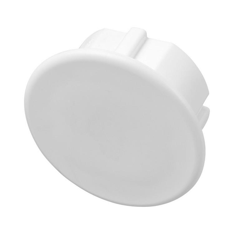 Cache Tully en plastique pour fiche EU à 2 broches - Adaptateur à prix de gros