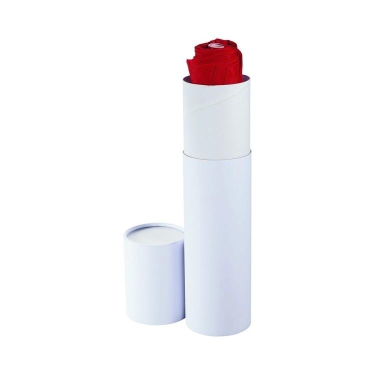 Boîte cadeau cylindrique pour parapluie à prix grossiste - Parapluie compact à prix de gros