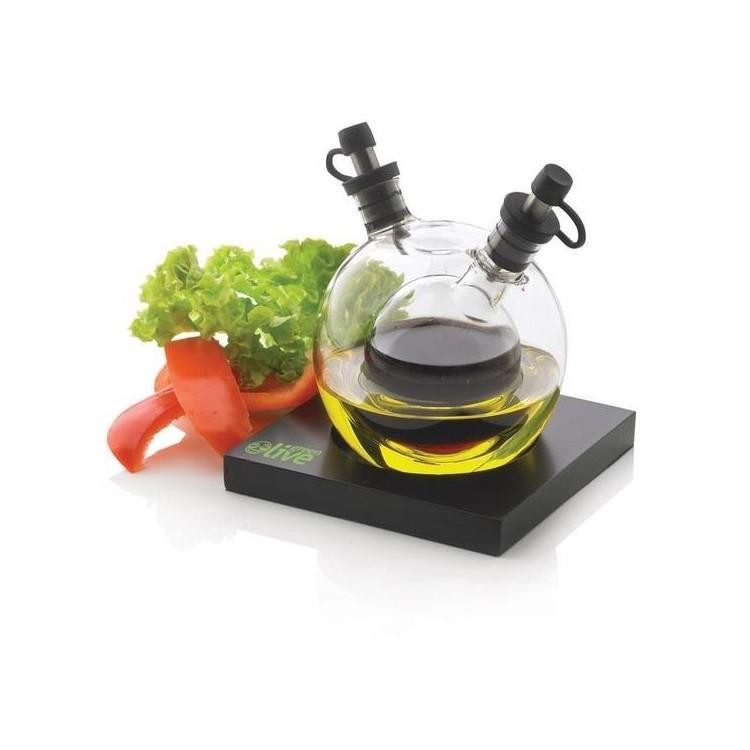 Set huile et vinaigre Orbit à prix de gros - Ustensile de cuisine à prix grossiste