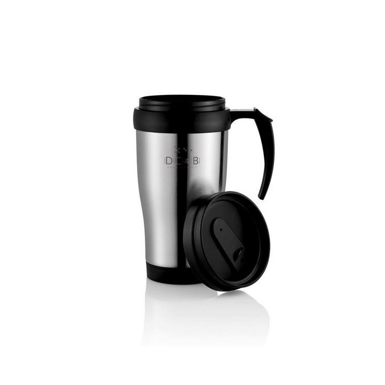 Mug en acier inoxydable à prix grossiste - mug en métal à prix de gros
