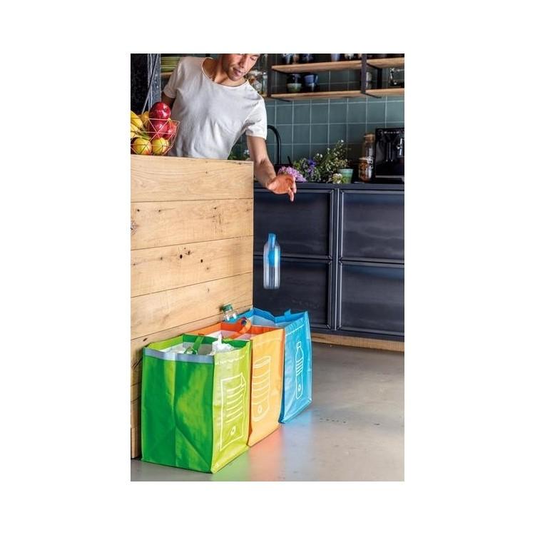 Poubelles à déchets recyclables - Recyclable à prix de gros