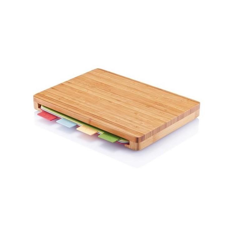 Set de 4 planches à découper à prix de gros - Kit Cuisine à prix grossiste