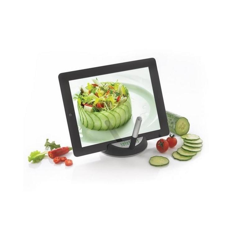 Support à tablette avec stylet Chef à prix grossiste - support de tablette à prix de gros