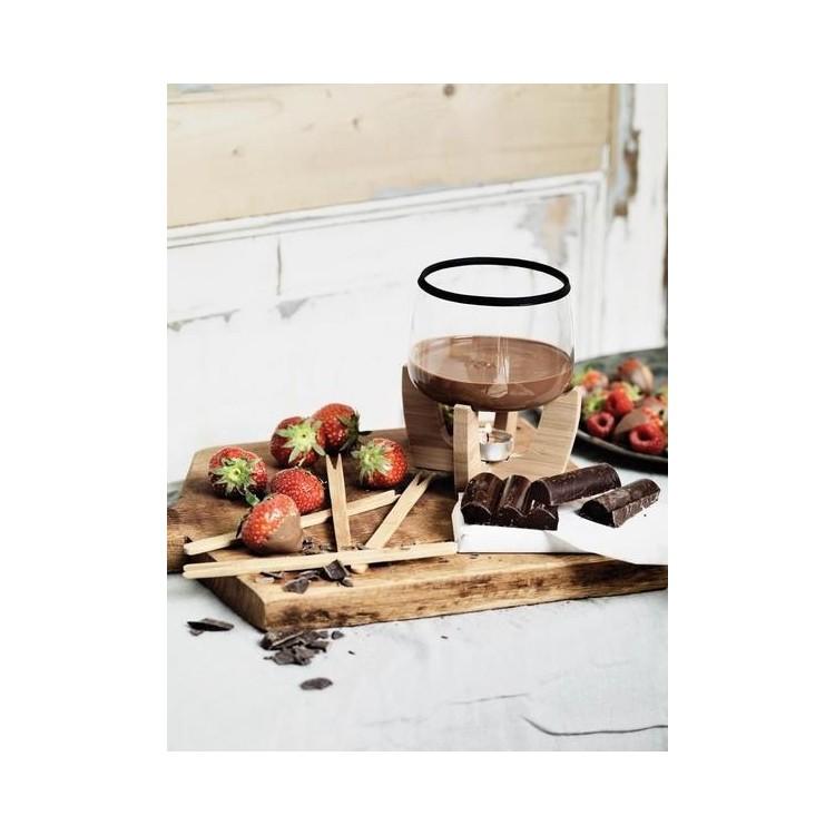 Set à fondue au chocolat Cocoa à prix de gros - Kit Cuisine à prix grossiste