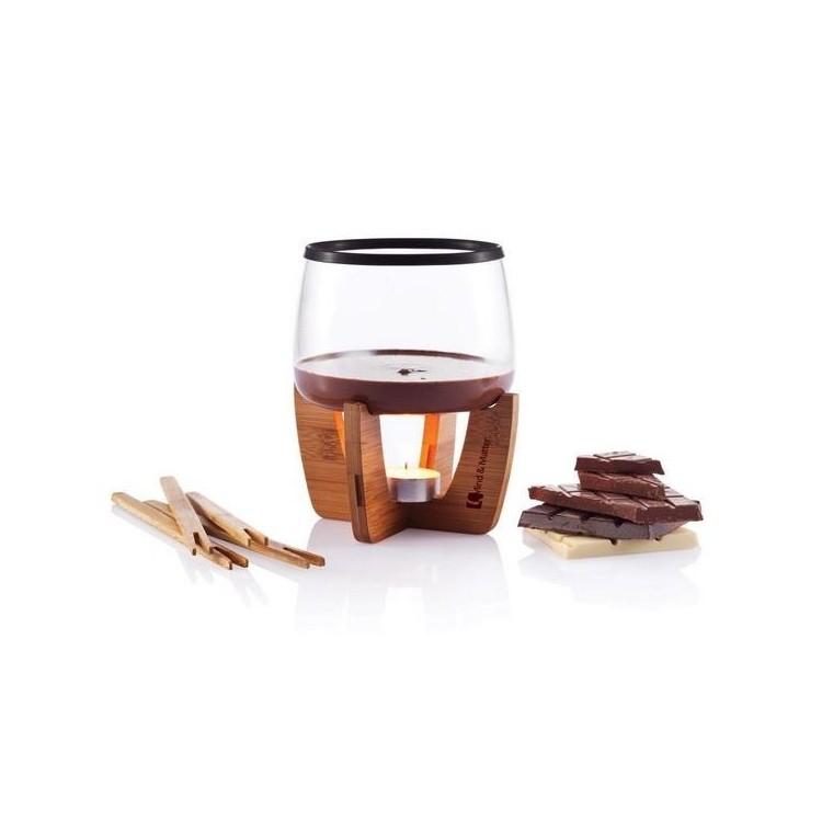 Set à fondue au chocolat Cocoa à prix de gros - Chocolat à prix grossiste