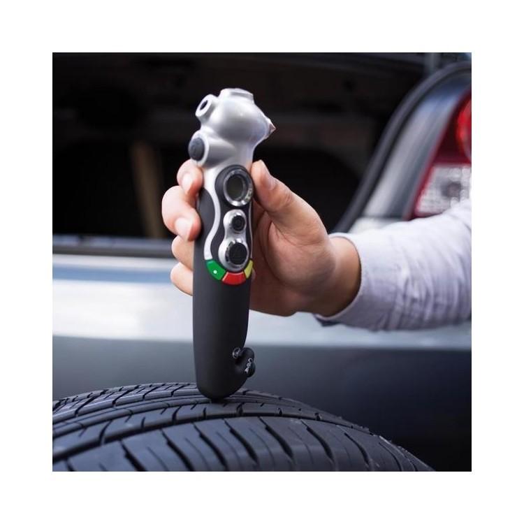 Manomètre digital tout en 1 pour pneus - Accessoire auto à prix de gros