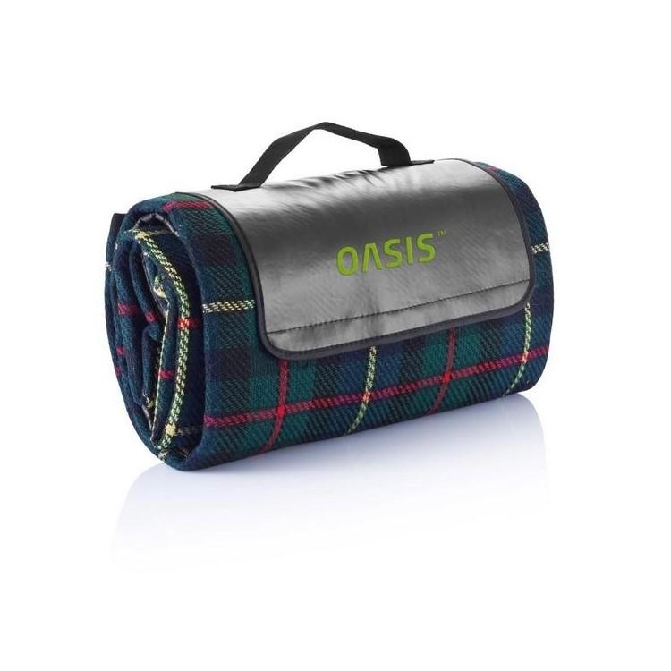 Couverture pique-nique écossaise à prix de gros - Accessoire de pique-nique à prix grossiste