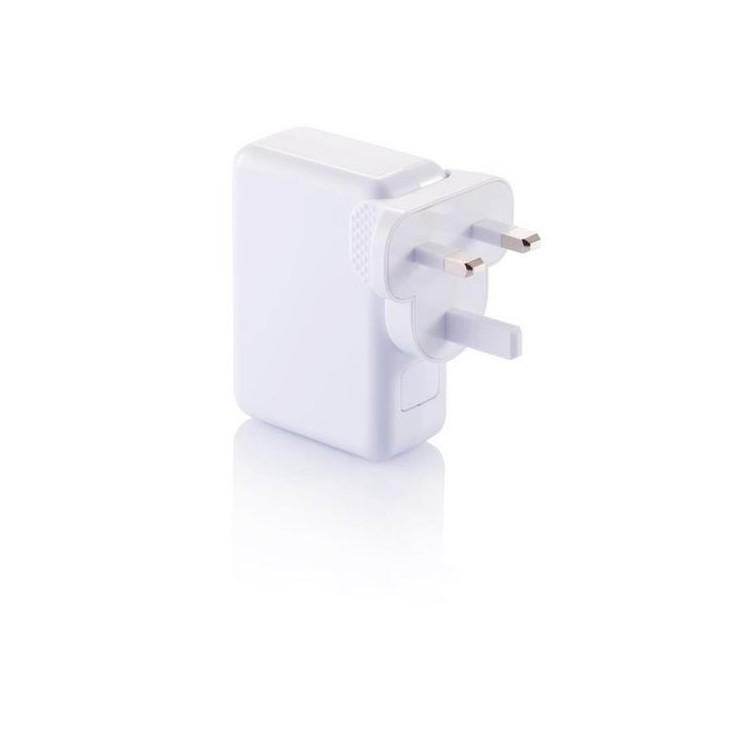 Adaptateur de voyage avec 4 ports USB à prix de gros - Chargeur mural à prix grossiste