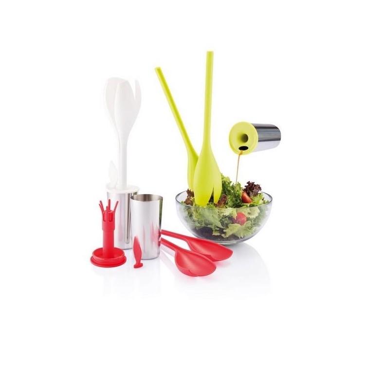 Ensemble à salade Tulip à prix grossiste - Ustensile de cuisine à prix de gros