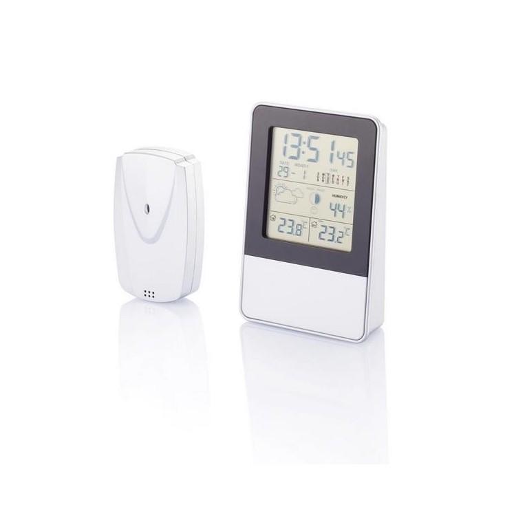 Station météo intérieur/extérieur à prix de gros - Thermomètre électronique à prix grossiste