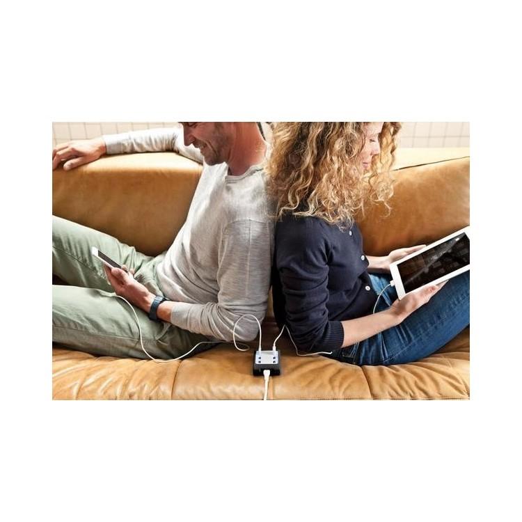 Station de recharge 6 ports USB à prix de gros - Accessoire pour tablettes à prix grossiste