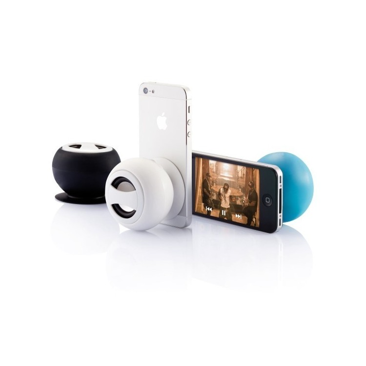 Haut-parleur ventouse Bluetooth 300mAh - Support téléphone à prix de gros