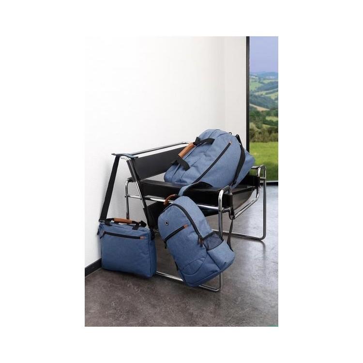 Sac de voyage double ton Fashion sans PVC - Sac de voyage à prix grossiste