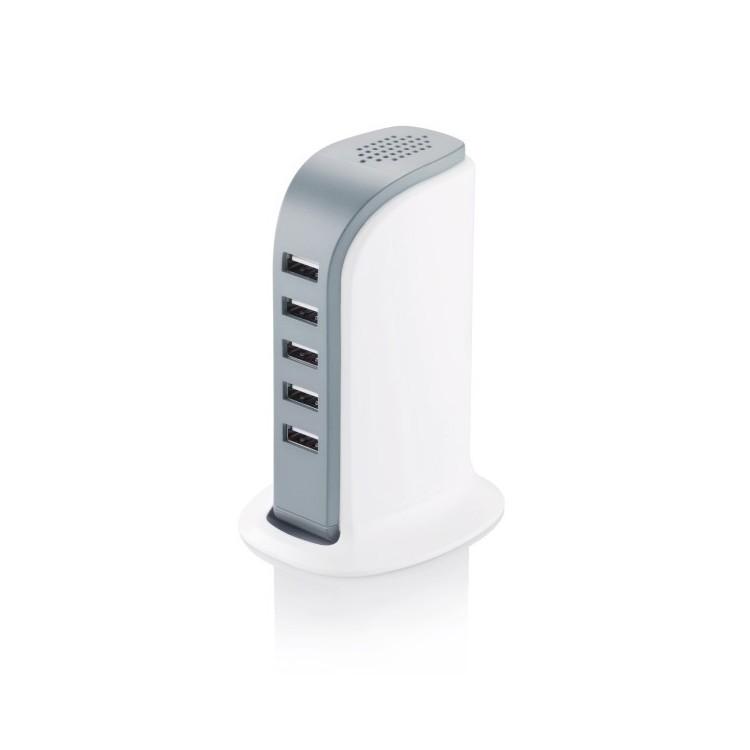 Station de chargement USB 6A - Chargeur mural à prix grossiste