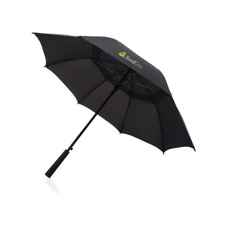 """Parapluie tempête 23"""" Tornado - parapluie tempête à prix grossiste"""