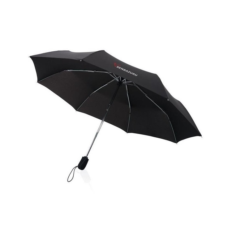 """Parapluie automatique 21"""" Traveler à prix grossiste - Parapluie classique à prix de gros"""