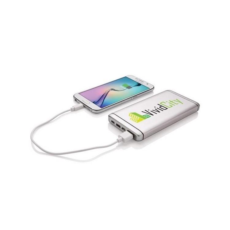 Batterie de secours 10.000mAh Type C à prix de gros - Powerbank / batterie externe à prix grossiste