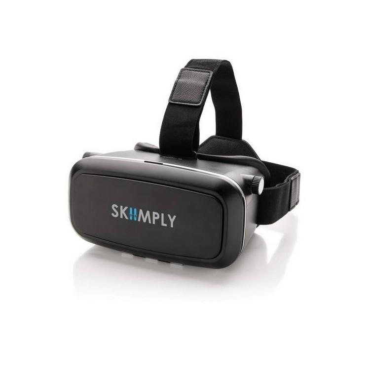 Boitier lunettes de réalité virtuelle 3D - Casque vr à prix grossiste