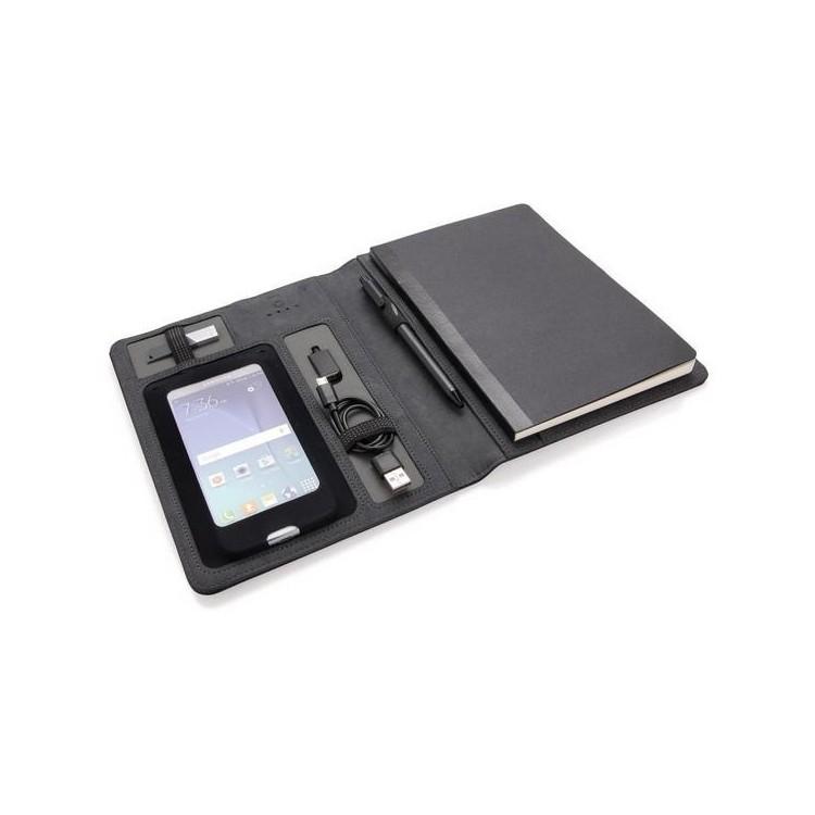 Carnet de notes avec batterie de secours 3000mAh à prix de gros - Bloc-notes à prix grossiste