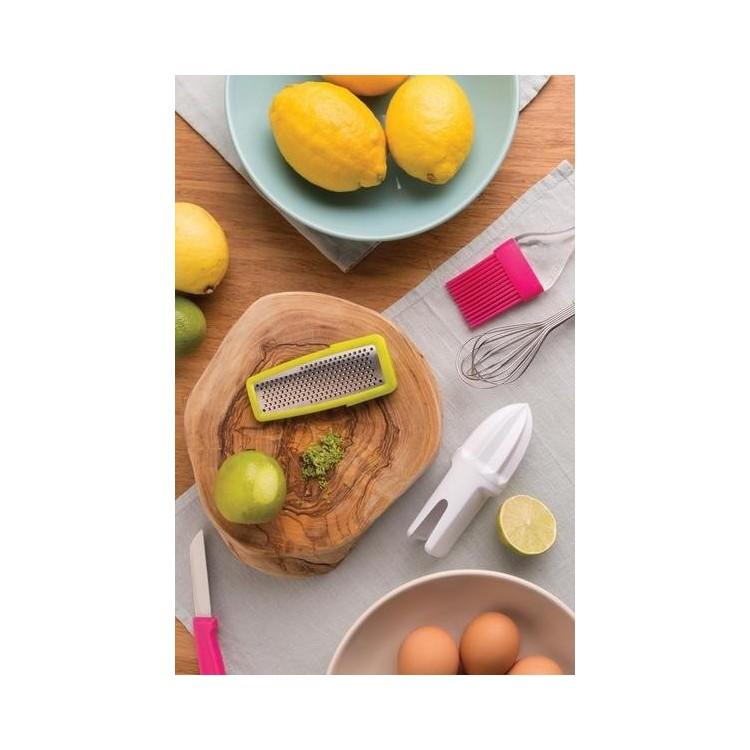 Presse-agrumes et zesteur 2 en 1 à prix grossiste - Ustensile de cuisine à prix de gros