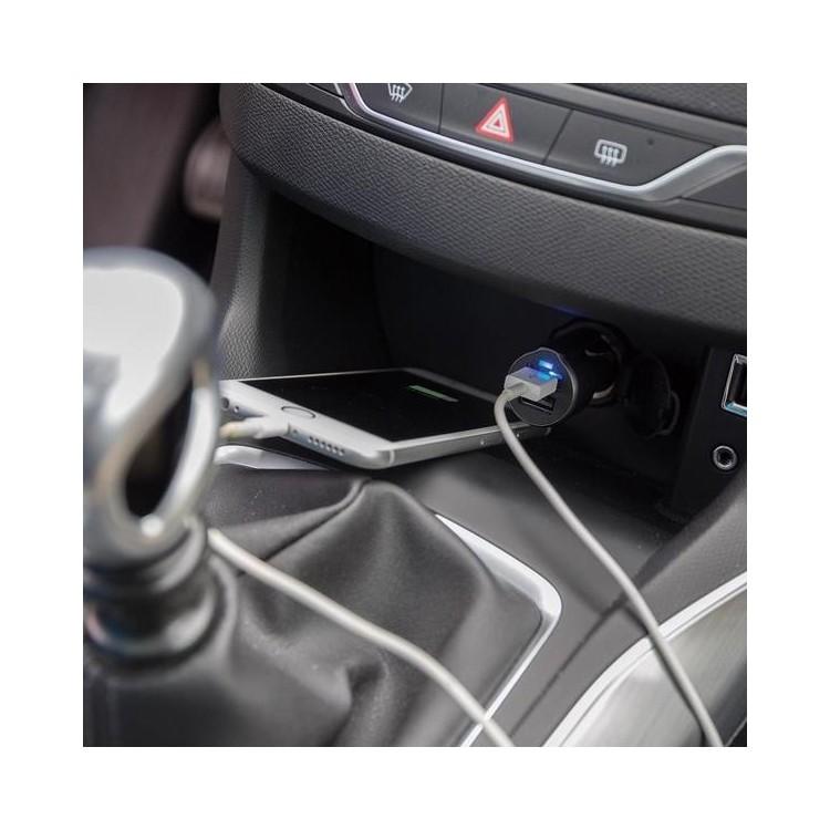 Chargeur sécurité 3 en 1 - Accessoire auto à prix de gros