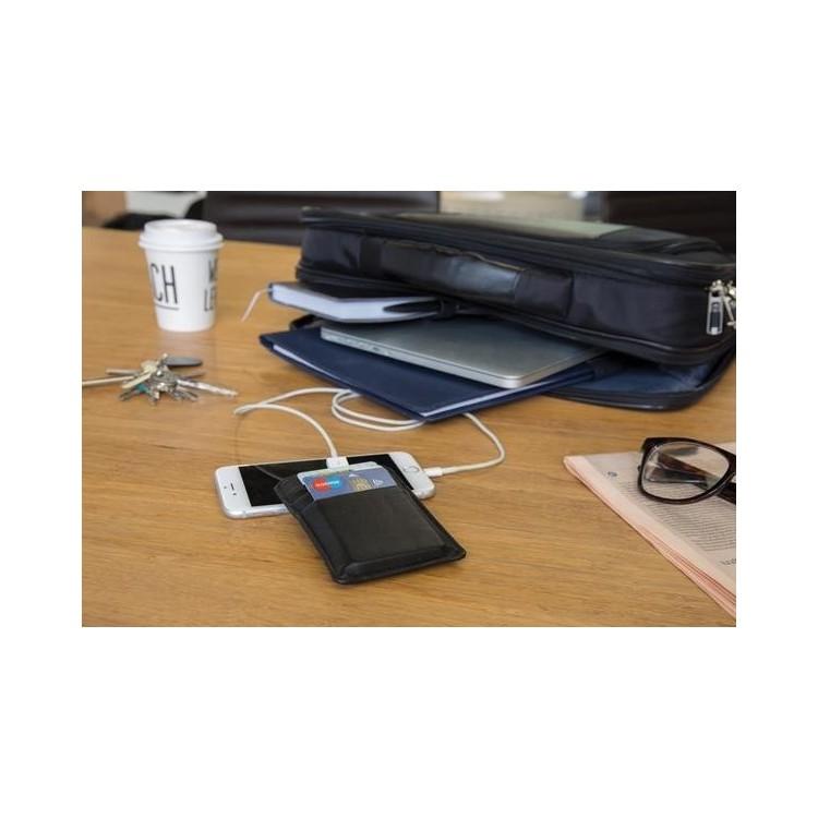 Portefeuille avec batterie de secours à prix de gros - Portefeuille à prix grossiste