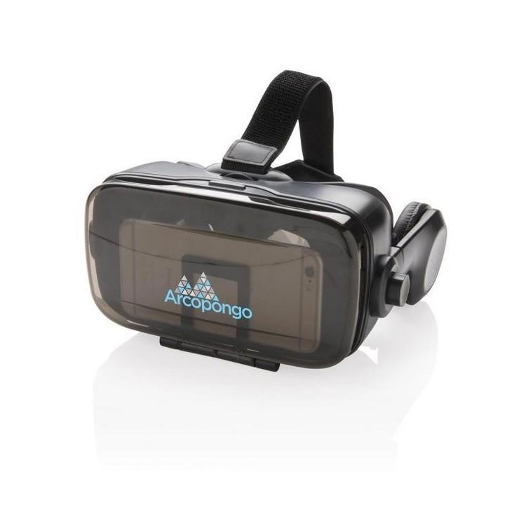 Lunettes RV avec casque audio à prix de gros - Casque vr à prix grossiste