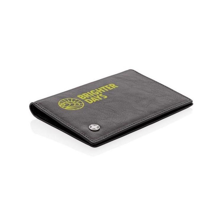 Etui passeport anti RFID - Portefeuille à prix de gros