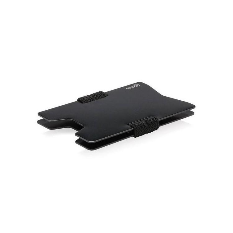 Portefeuille minimaliste anti RFID - Porte-cartes de crédit à prix grossiste