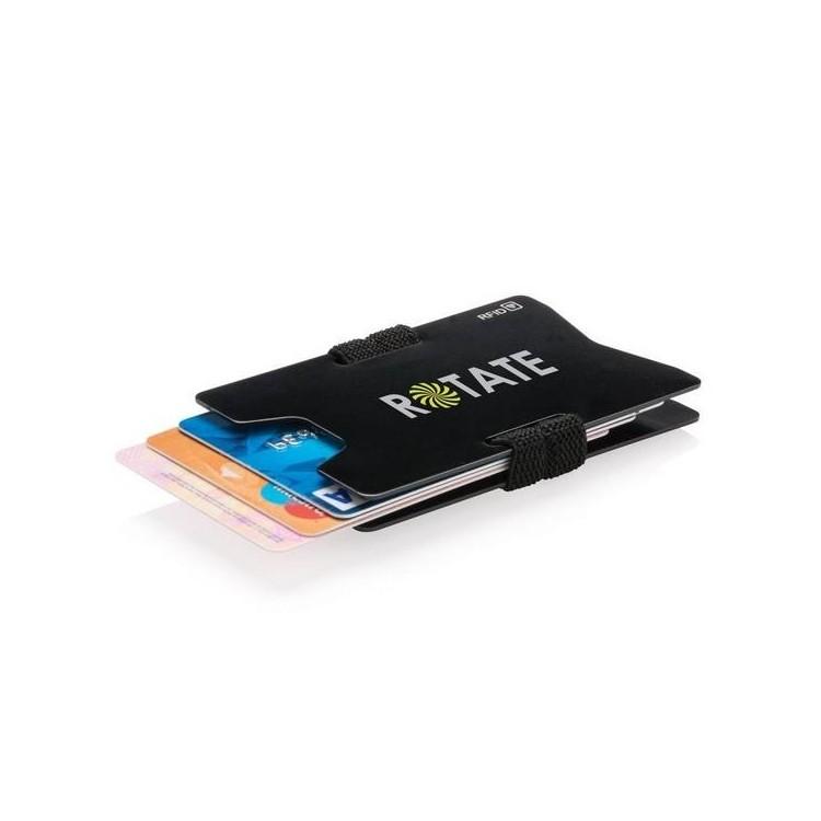 Portefeuille minimaliste anti RFID - Portefeuille à prix grossiste