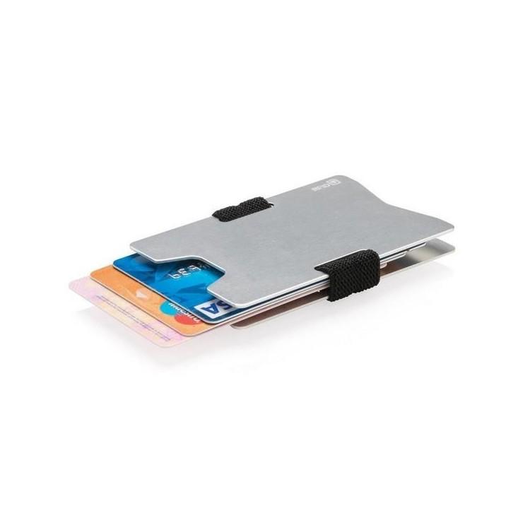 Portefeuille minimaliste anti RFID - Porte-cartes de visite à prix grossiste