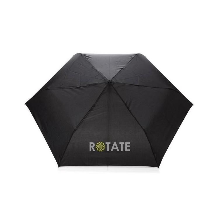 """Parapluie 21"""" pliable à prix de gros - Parapluie compact à prix grossiste"""