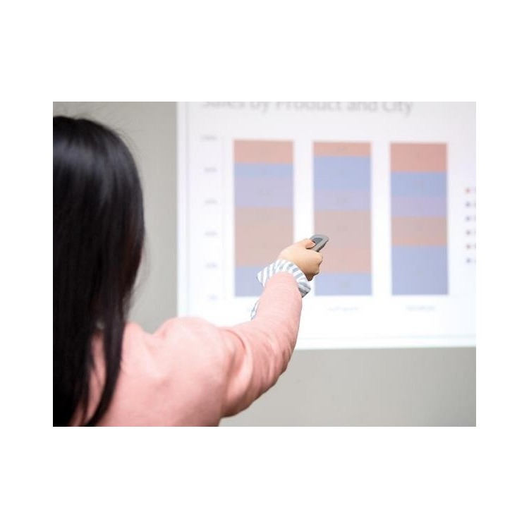 Flat pointeur laser et télécommande de présentation à prix grossiste - Accessoire informatique à prix de gros