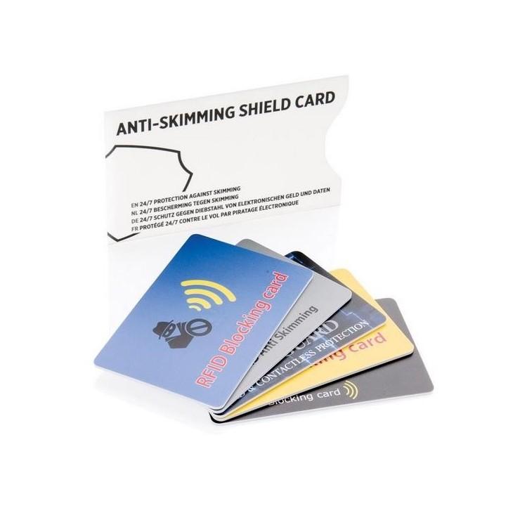 Bouclier anti RFID à prix grossiste - Porte-cartes de crédit à prix de gros