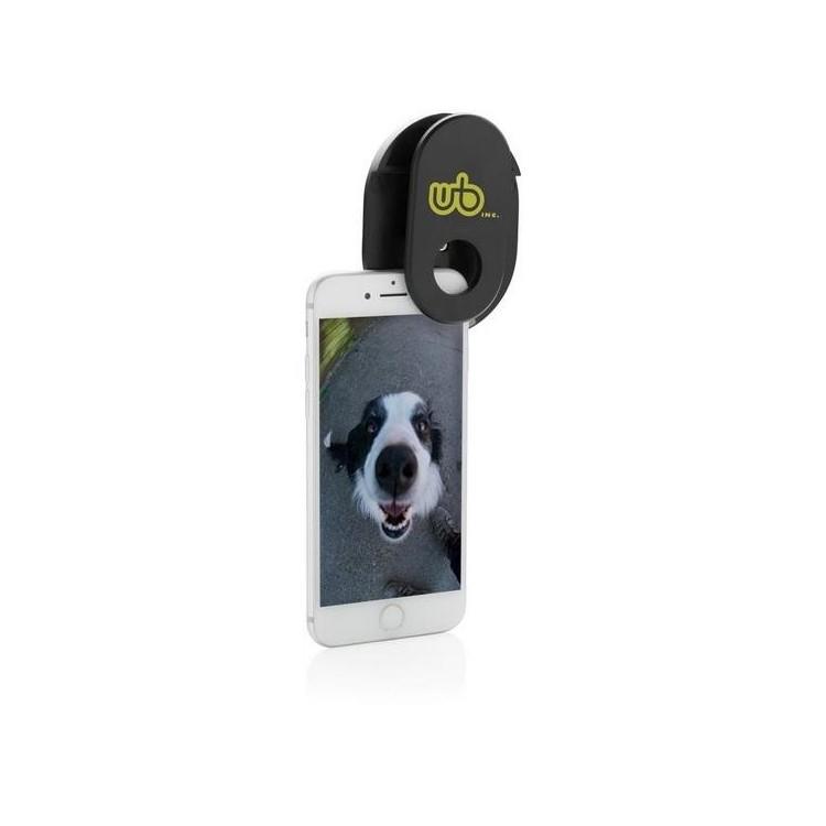 Clip lentille 3-en-1 - Accessoire photo à prix grossiste