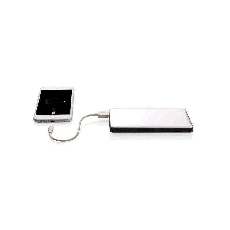 Batterie de secours 10.000 mAh avec double entrée à prix grossiste - Accessoire pour tablettes à prix de gros