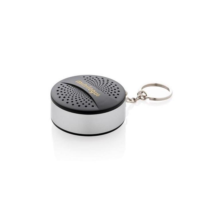 Porte-clés enceinte - Haut-parleur à prix grossiste