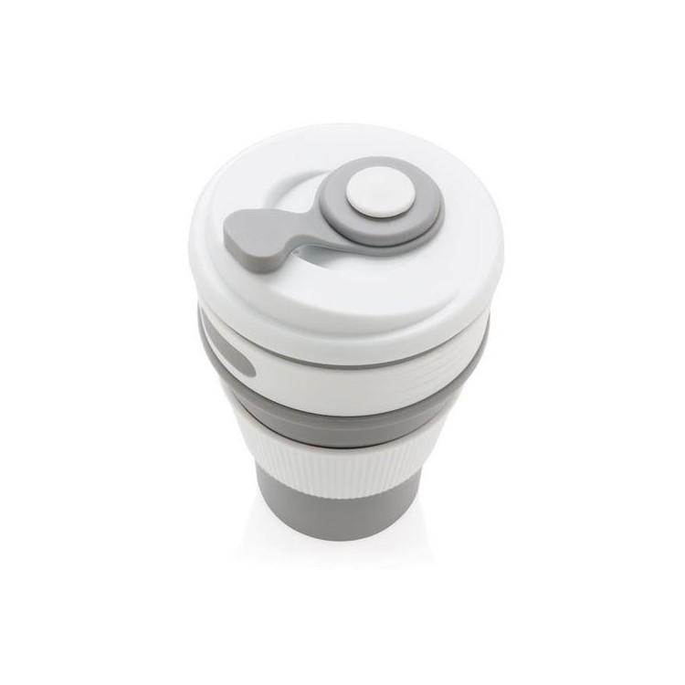 Mug en silicone pliable à prix de gros - Mug à prix grossiste