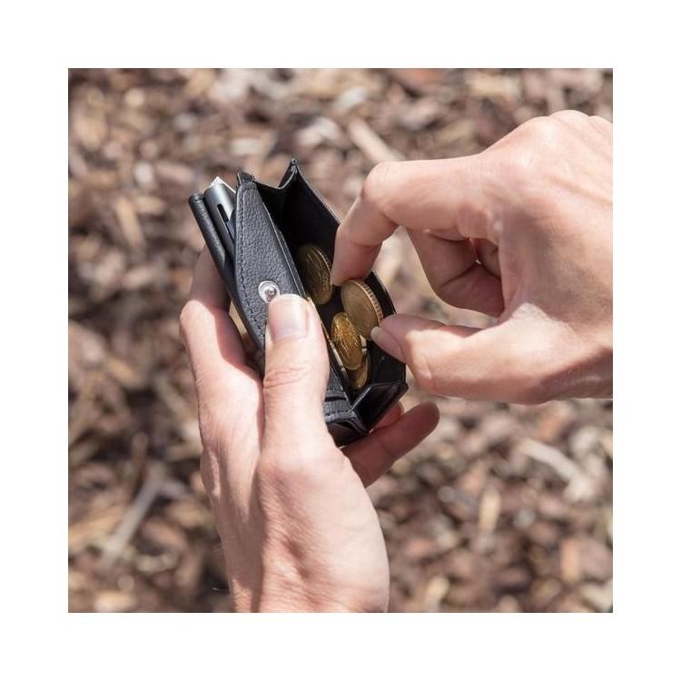 Porte-cartes et portefeuille anti RFID C-Secure - Porte-cartes de crédit à prix grossiste