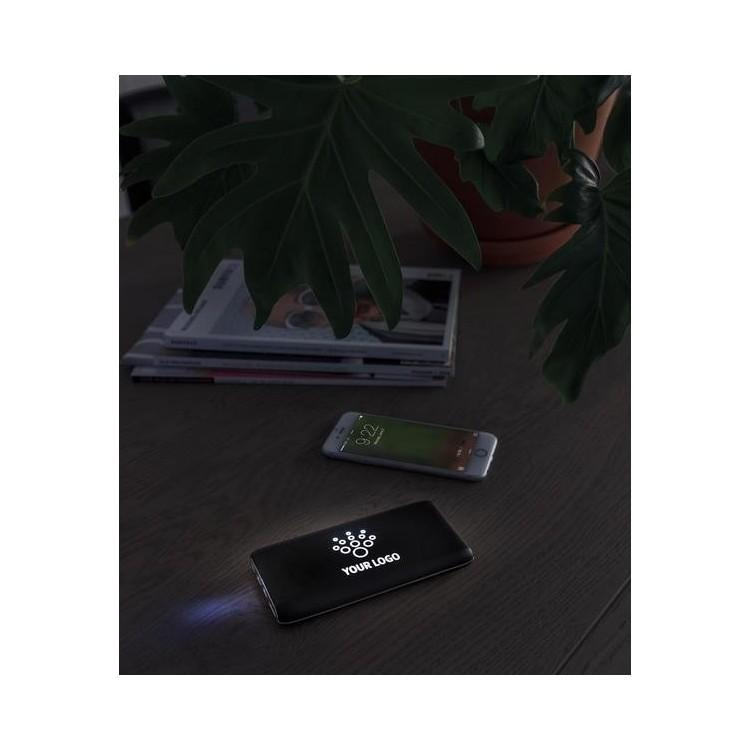 Batterie de secours lumineuse avec induction 8000 mAh - Accessoire pour tablettes à prix grossiste