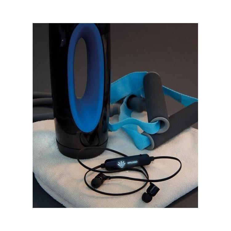 Ecouteurs sans fil lumineux - Bluetooth à prix de gros