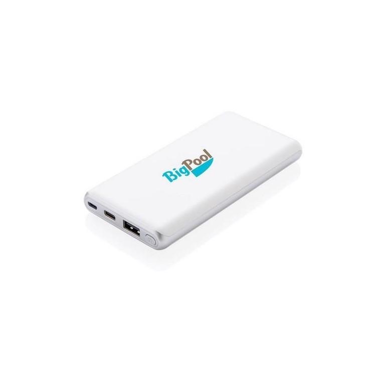 Batterie de secours Ultra rapide 10.000 mAh et type-C à prix grossiste - Accessoire informatique à prix de gros