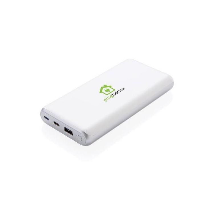 Batterie de secours Ultra rapide 20.000 mAh et type-C à prix de gros - Accessoire informatique à prix grossiste