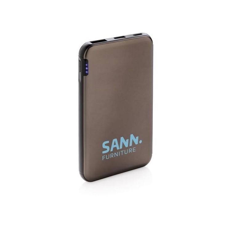 Batterie de secours de poche 5000 mAh - Powerbank / batterie externe à prix de gros