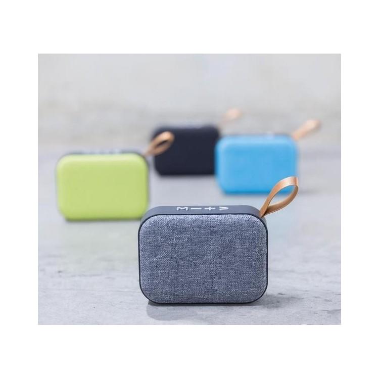 Enceinte avec tissu - Accessoire pour tablettes à prix grossiste