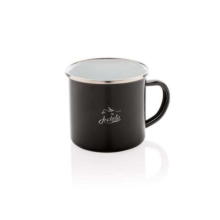 Tasse en émail à prix grossiste - mug émaillé à prix de gros