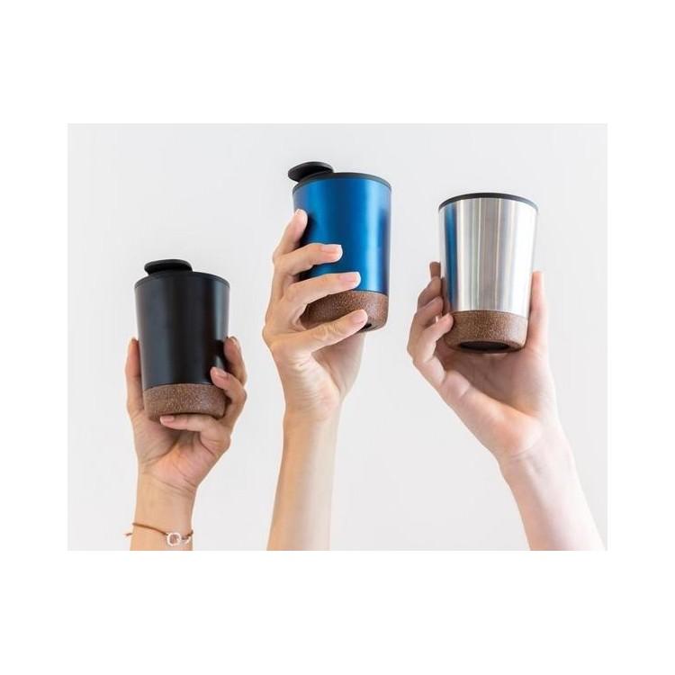 Mug avec finition liège - Produits en bois à prix de gros