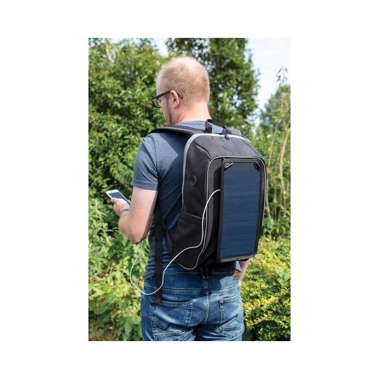 Sac à dos randonnée avec panneau solaire - Sac à dos à prix grossiste